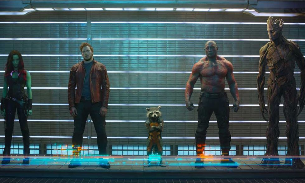 Guardians of the Galaxy, il nuovo film Marvel - Trailer