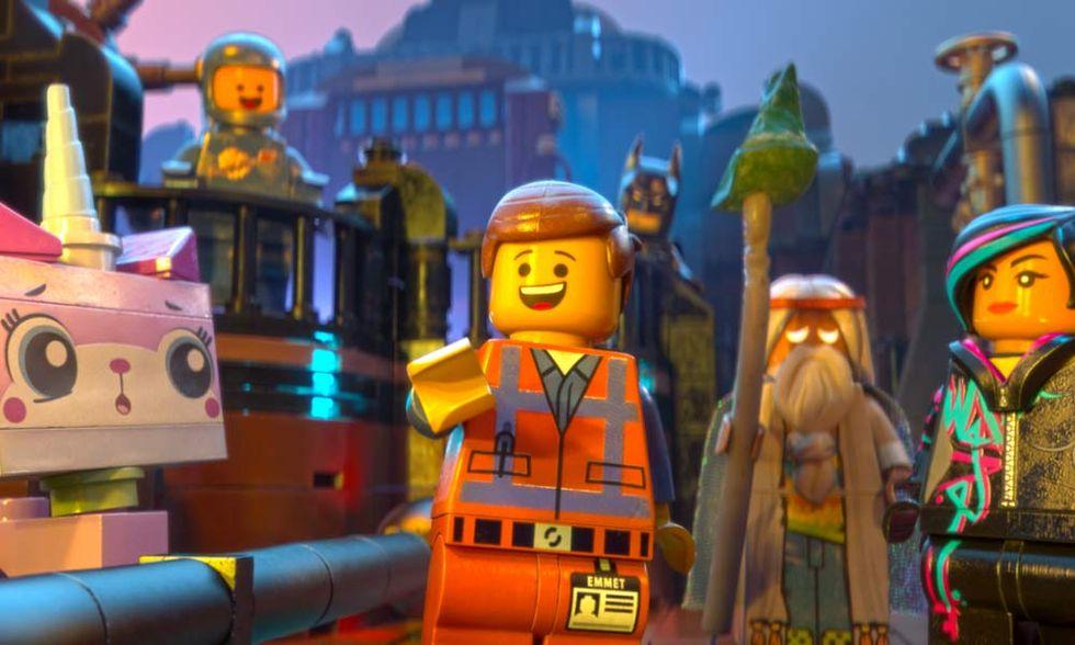 The Lego Movie, il film sui meravigliosi mattoncini: 5 cose da sapere