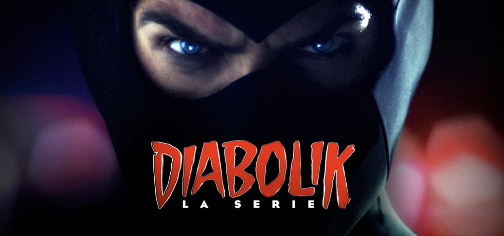 Diabolik diventa una serie tv