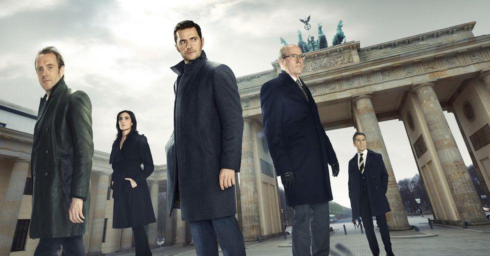 Berlin Station: una serie tra hacker e spie. Foto, trailer e cose da sapere