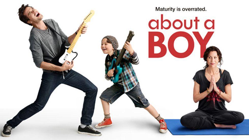 About a boy, la nuova serie tv americana ispirata al libro di Nick Hornby