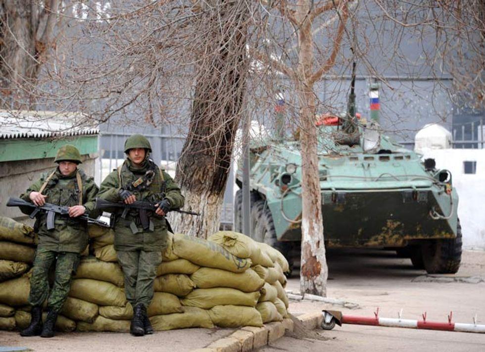 5 libri sulla guerra in Crimea