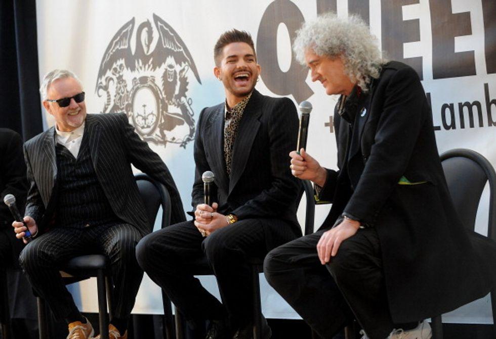 Queen: il nuovo tour con Adam Lambert alla voce