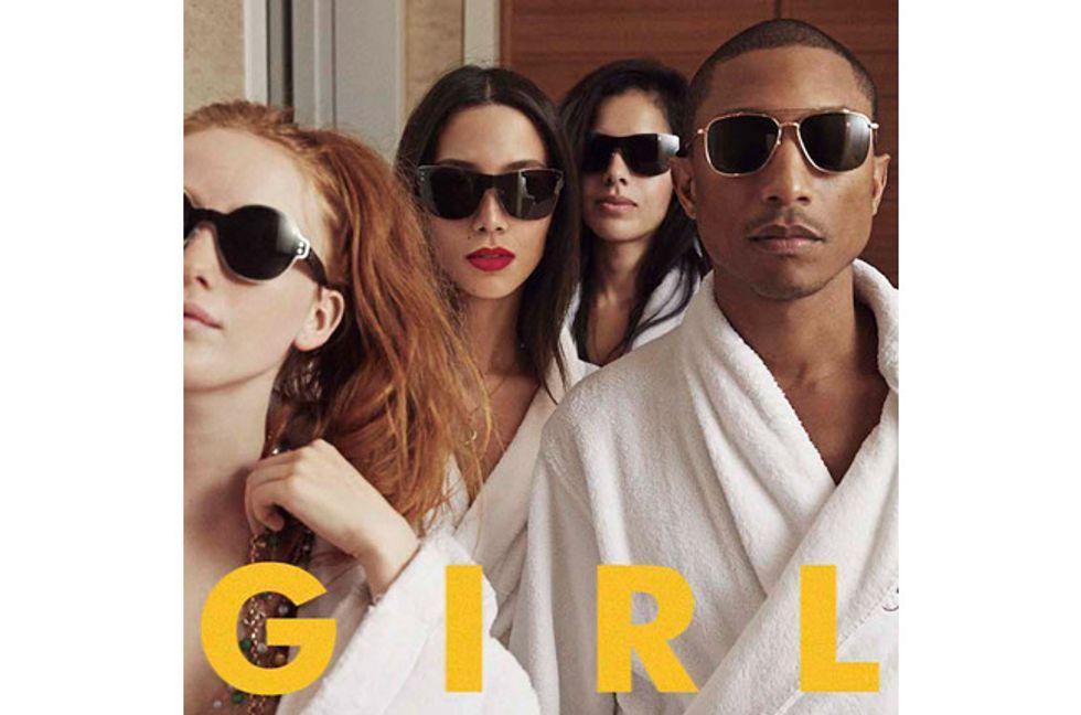 """Pharrell Williams, il fenomeno: la recensione di """"Girl"""""""