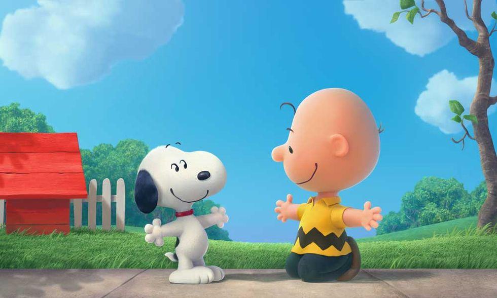 Peanuts - Snoopy & Friends, il film: teaser trailer italiano