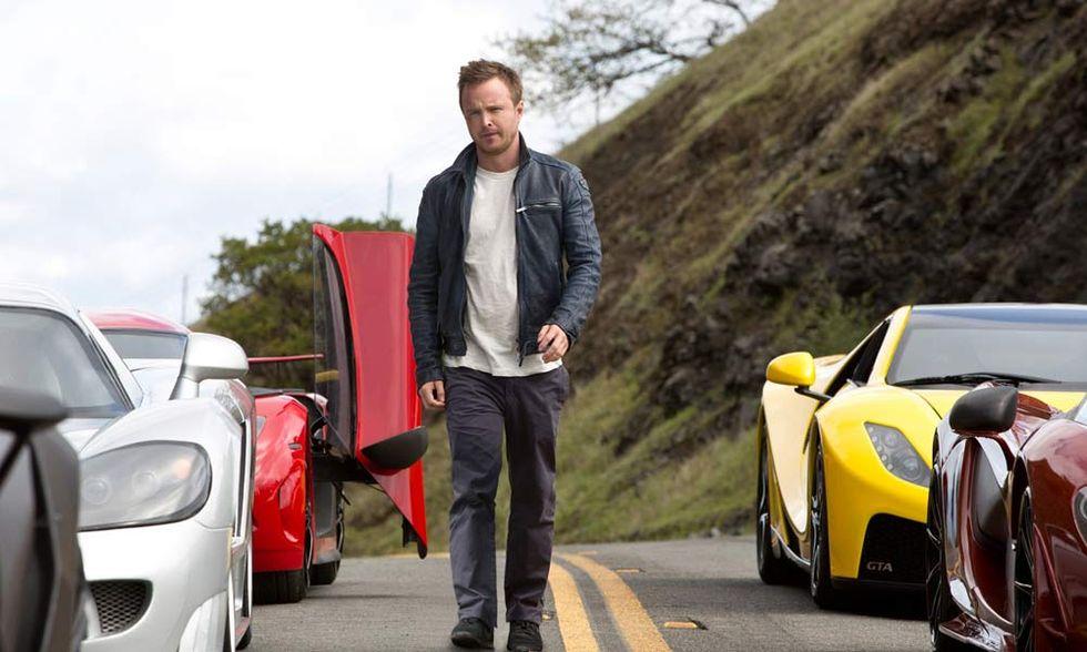 Need for Speed, il film con Aaron Paul: 5 cose da sapere