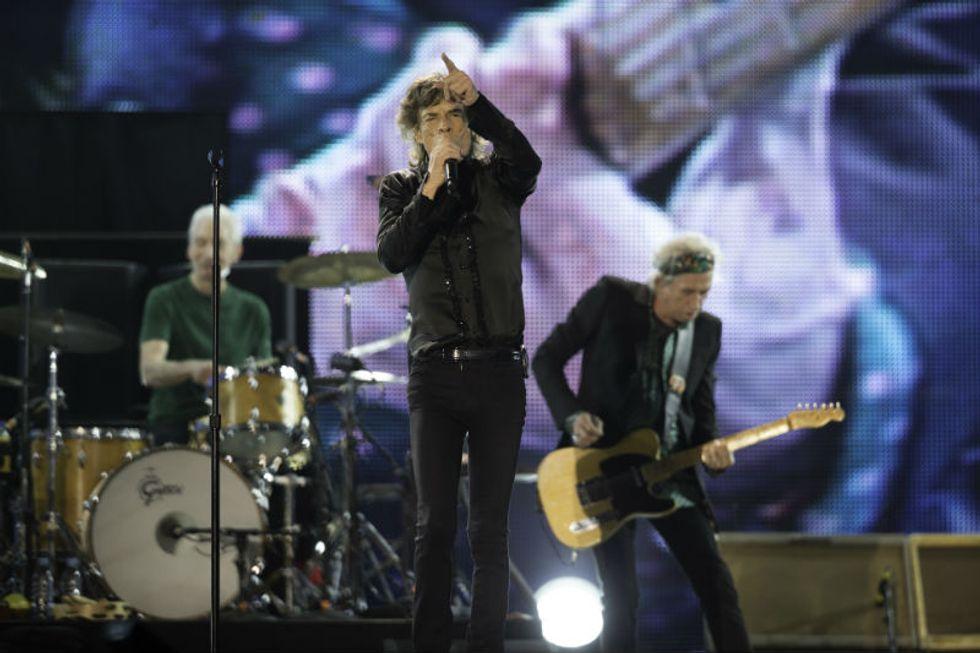 Rolling Stones: il 22 giugno suonano a Roma