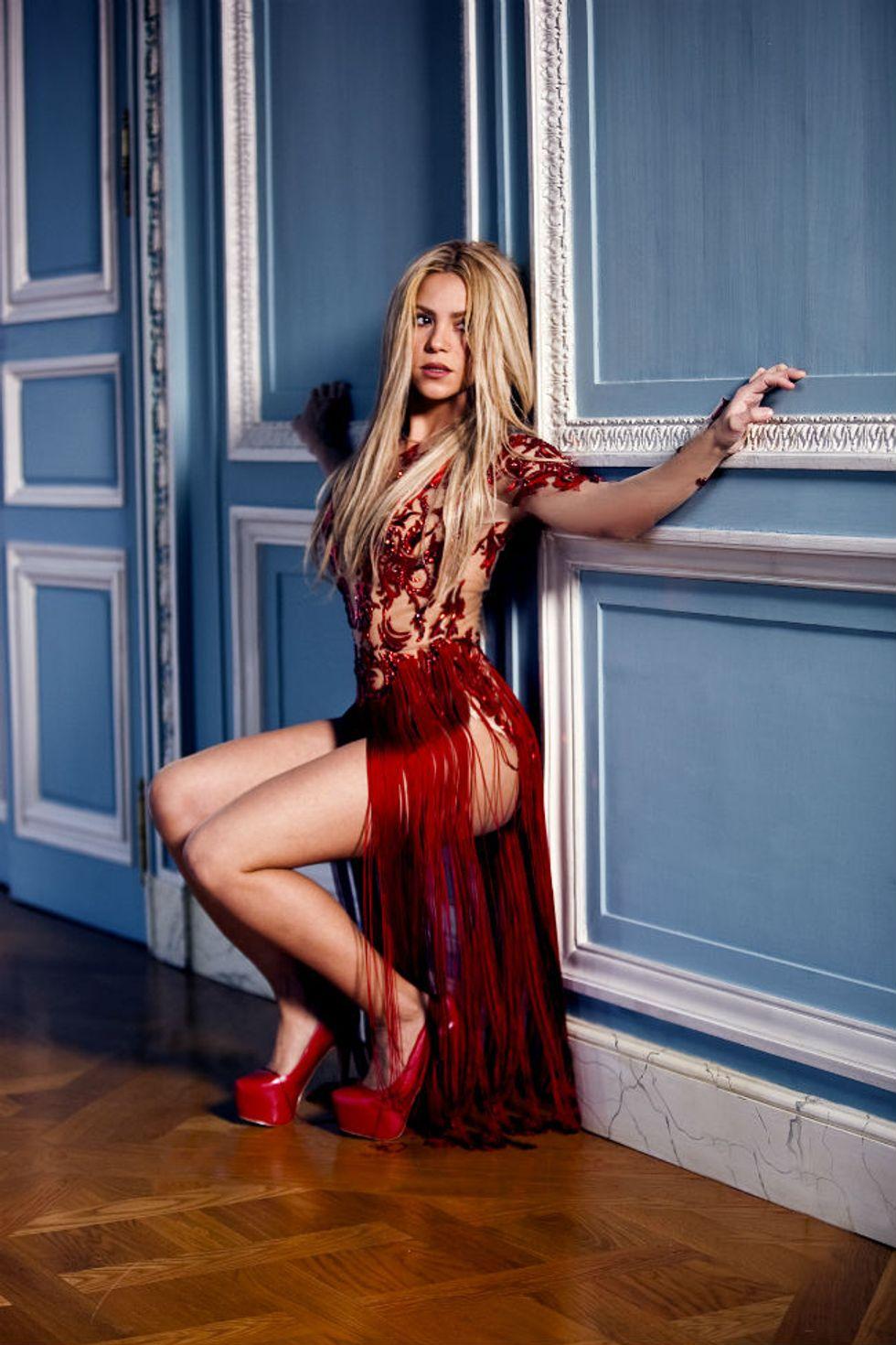 Shakira: arriva il nuovo album (c'è anche il duetto con Rihanna) - La recensione