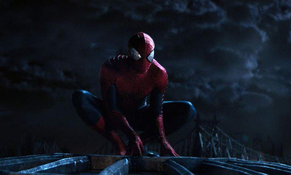 The Amazing Spider-Man 2: Il Potere di Electro, il nuovo film sull'Uomo Ragno - Trailer