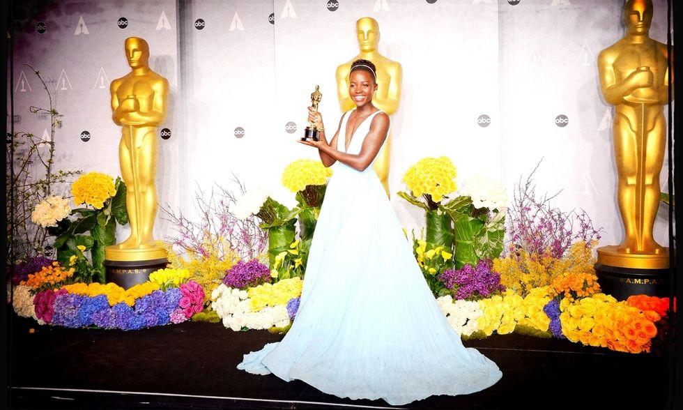Lupita Nyong'o: da sconosciuta a diva del cinema in sei mesi
