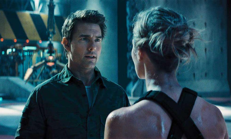 Edge of Tomorrow - Senza domani, film fantascientifico con Tom Cruise - Trailer
