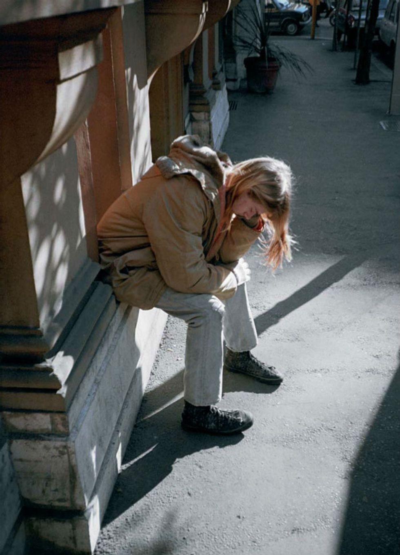 Kurt Cobain, vent'anni senza: i drammatici giorni a Roma nel 1994