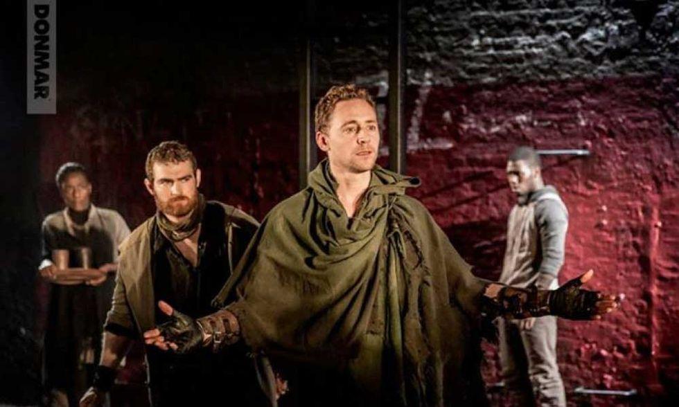 Tom Hiddleston diventa Coriolanus e dal teatro arriva al cinema - Il trailer