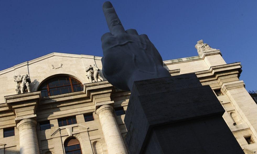 Renzi si dimette: ma la Borsa lo aveva già capito
