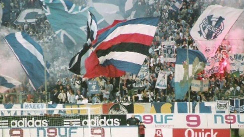 Marsiglia-Sampdoria-gemellaggio