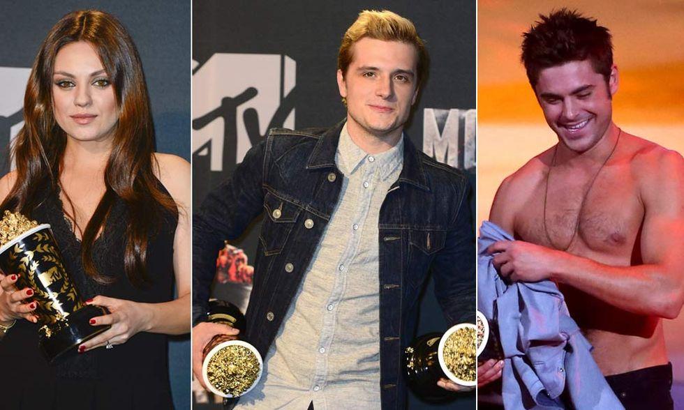 MTV Movie Awards 2014, tutti i vincitori