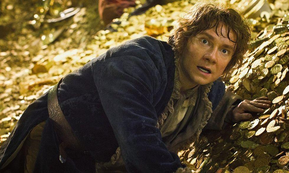 Lo hobbit - La desolazione di Smaug: dvd in edicola con Panorama