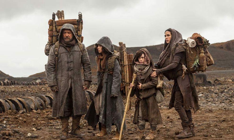 Noah, il fantasy biblico di Darren Aronofsky: 5 cose da sapere