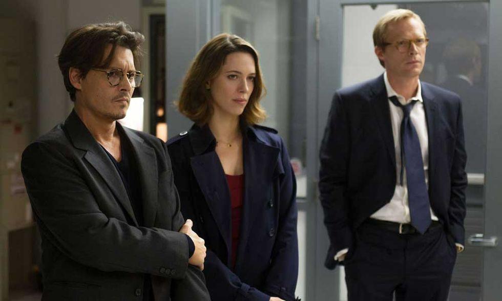 Transcendence, il film con Johnny Depp: 5 cose da sapere