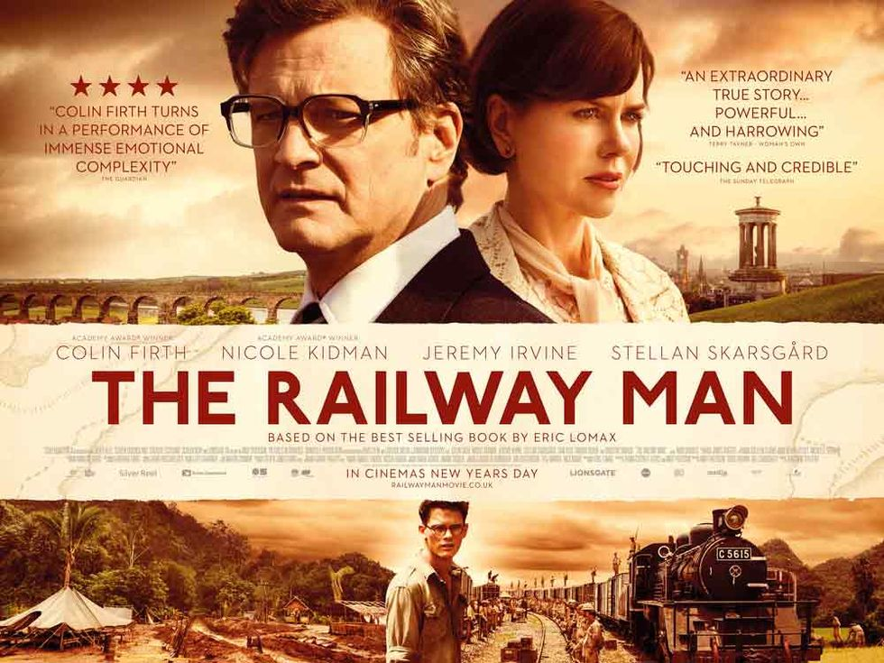 La vera storia di The Railway Man al cinema