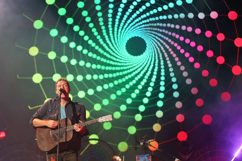 Coldplay: è caccia al tesoro per i testi del nuovo disco