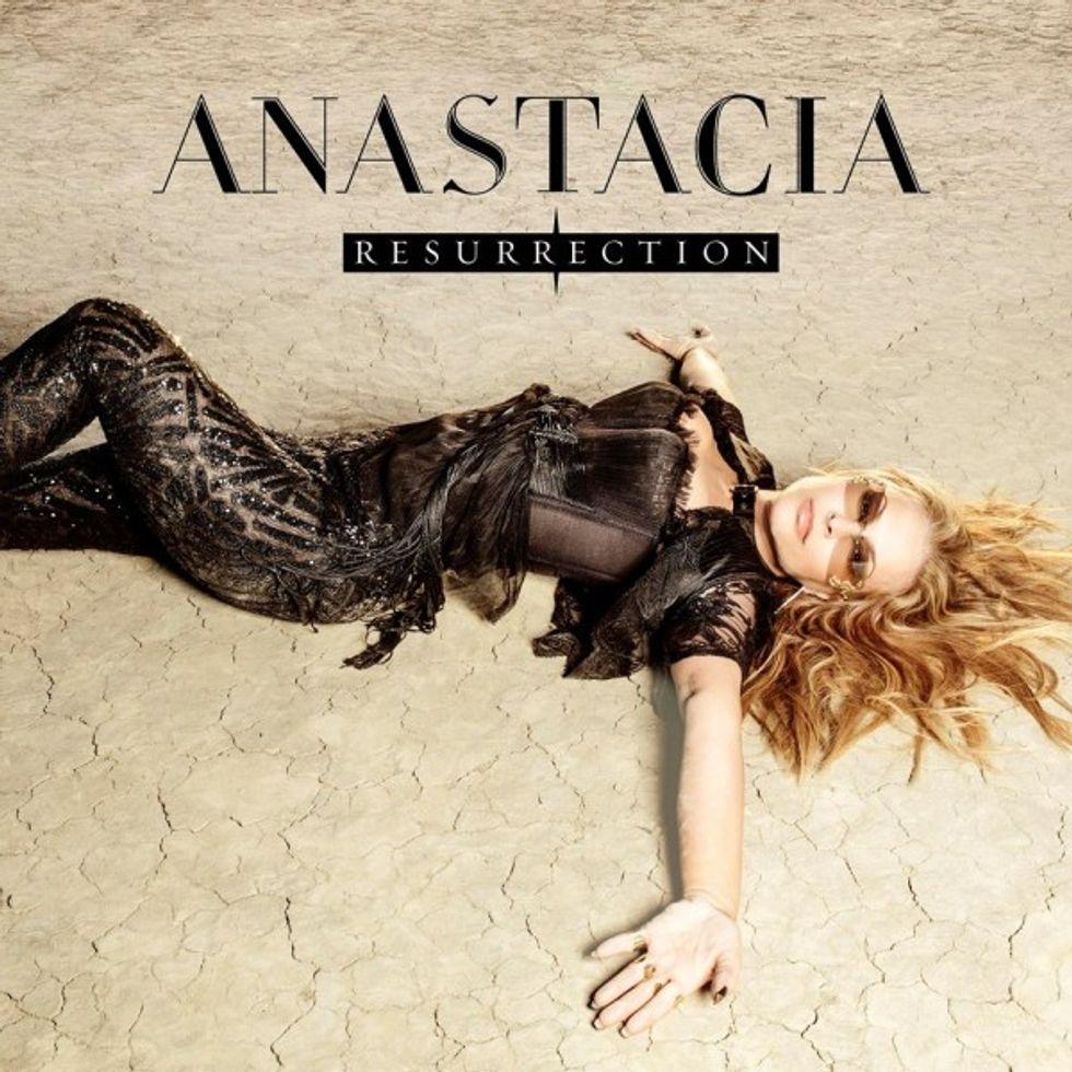 """Anastacia torna con """"Resurrection"""" - La recensione"""