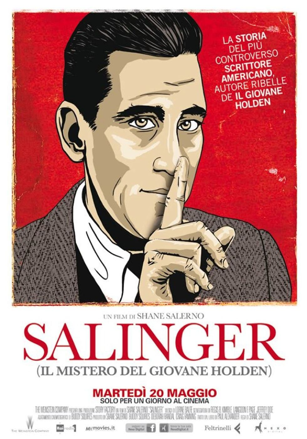 Il mistero della vita di J.D. Salinger