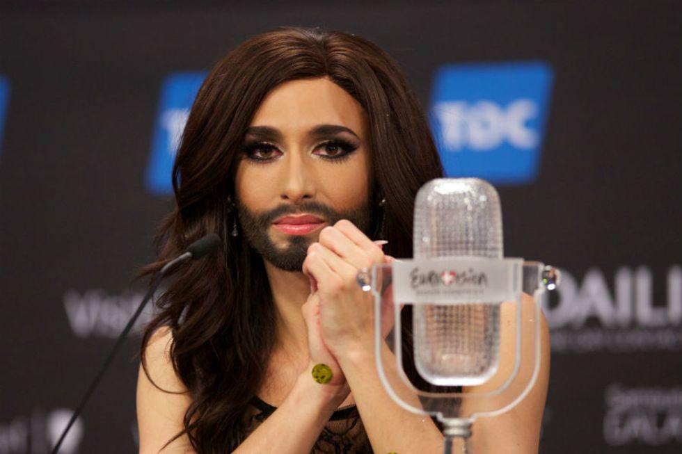 Eurovision song contest: trionfa la drag queen Conchita Wurst
