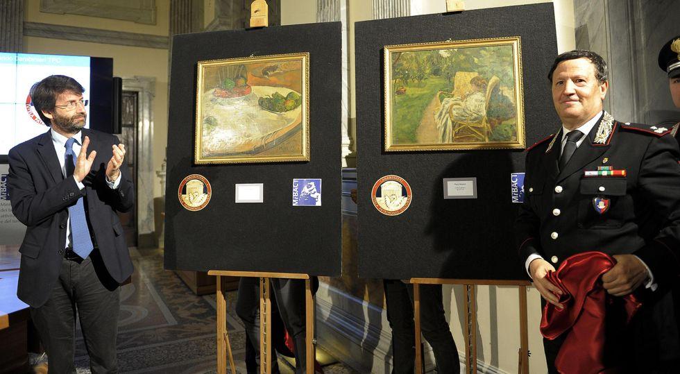 Due latitanti in Sicilia: Gauguin e Bonnard. La famiglia imprigionata dai capolavori