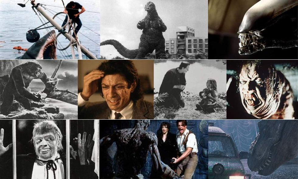 I 10 monster movie più belli di sempre