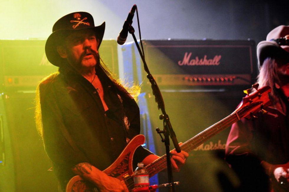 Motorhead: parla Lemmy, l'ultima icona del rock'n'roll - Intervista