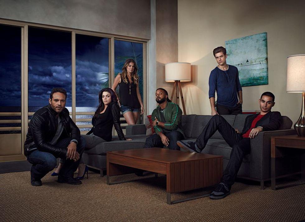 Graceland: la nuova serie poliziesca di Fox Crime