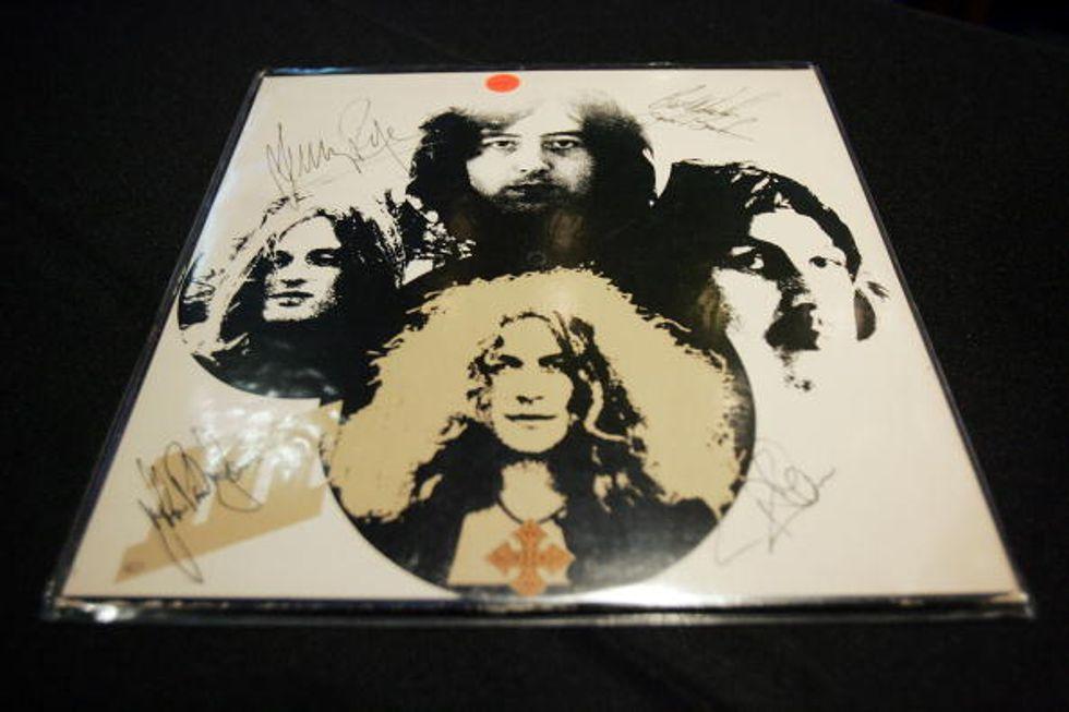 I Led Zeppelin accusati di plagio: Stairway to heaven troppo simile a una canzone degli Spirit?