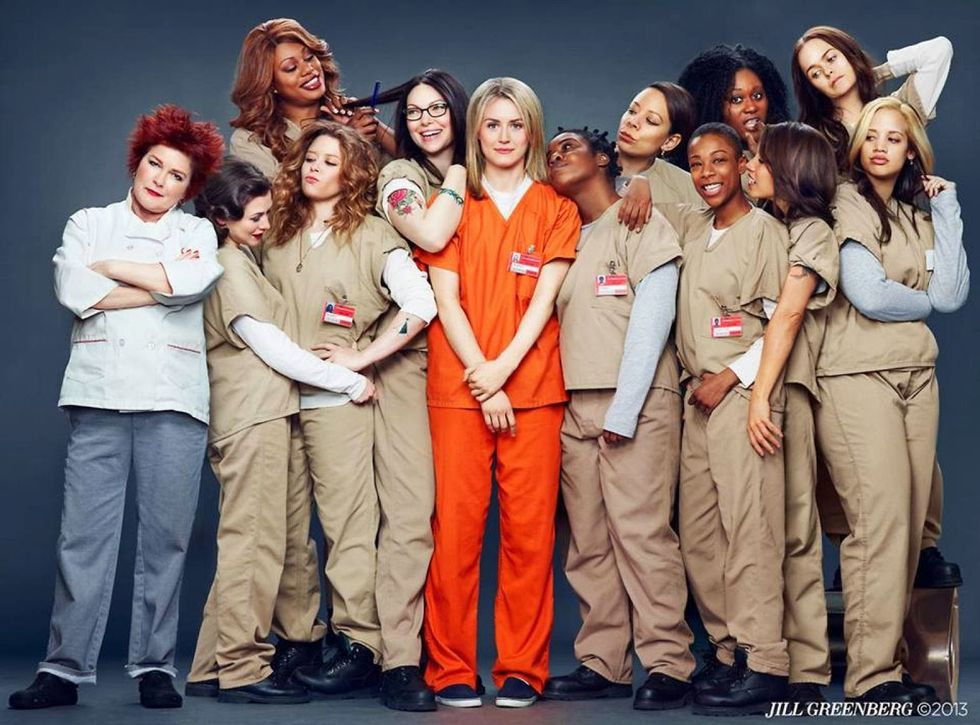 Orange is the new black arriva in Italia. Le cose da sapere
