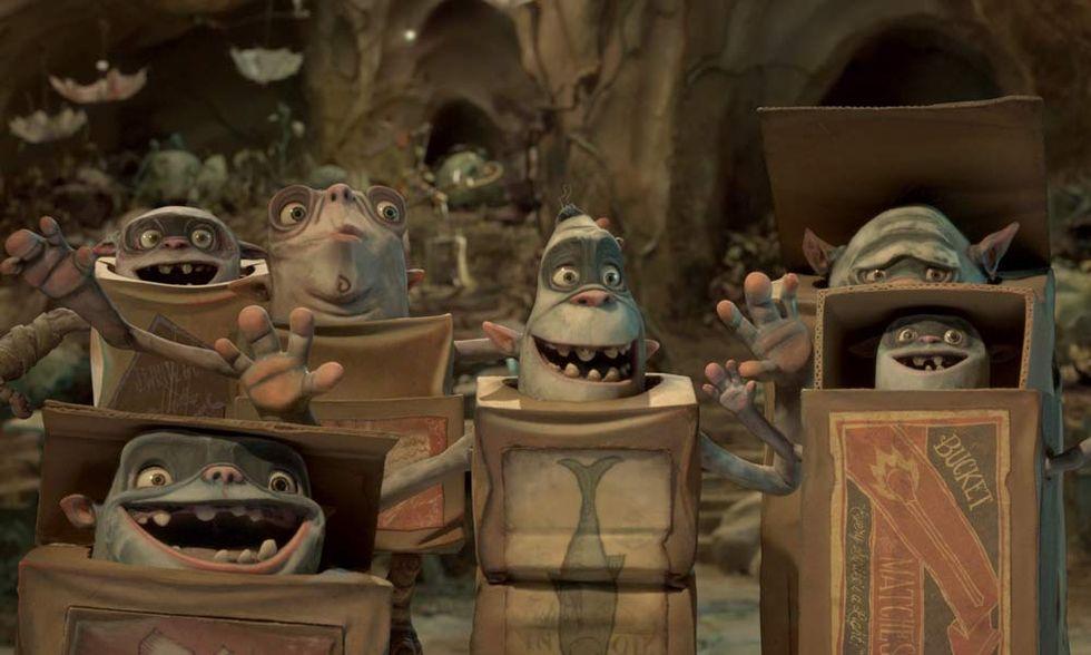 Boxtrolls - Le scatole magiche, la fiaba comica della Laika - Trailer