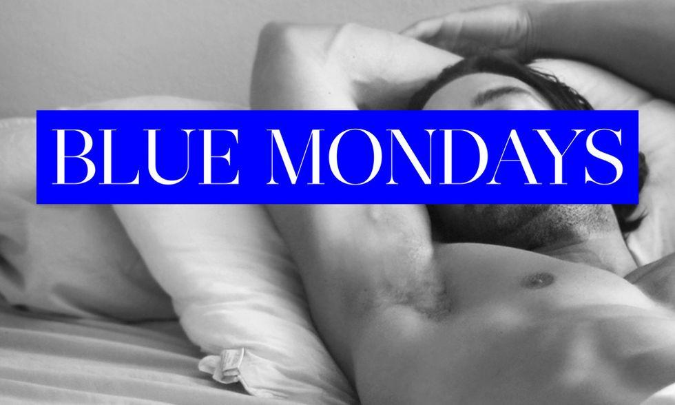 'Blue Mondays' di Emily Dubberley. Il romanzo erotico che esce a puntate