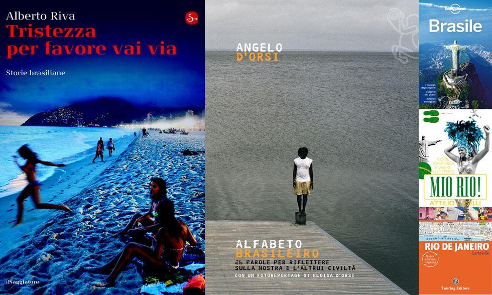 Il Brasile in 5 guide irrinunciabili