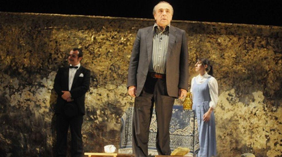 Il mercante di Venezia con Silvio Orlando: il teatro è vivo