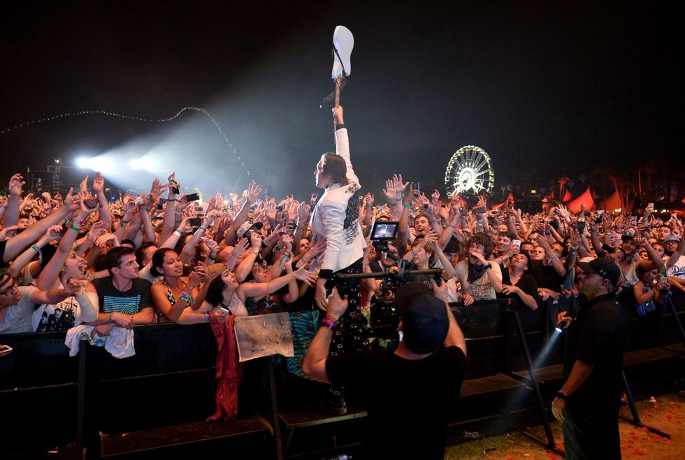 Gli Arcade Fire arrivano in Italia: oggi il concerto a Roma