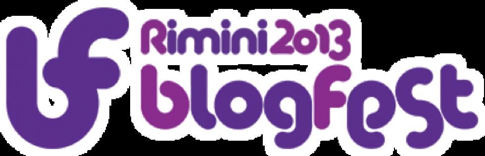 BlogFest 2013: un posto letto in più l'ho io