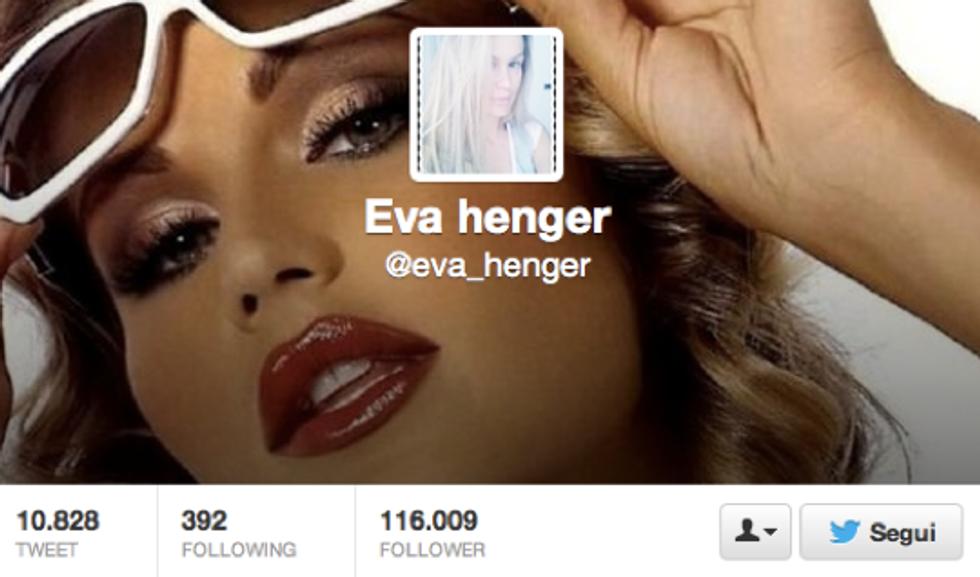 Eva Henger: ho trovato il mio equilibrio