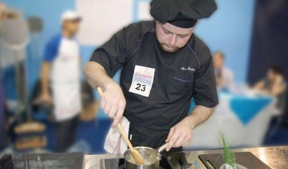 Matteo Bellini: la cucina per me è vita, respiro, sollievo
