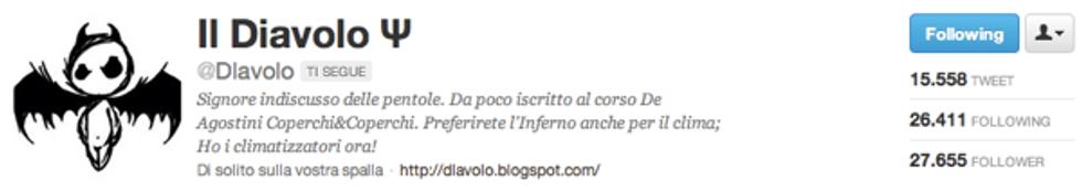 """@Dlavolo: ora sono a capo di un'azienda tutta mia la """"Inferno S.r.l."""""""