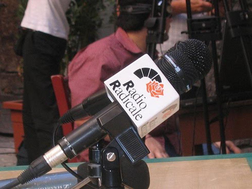 Carlo Nordio e Marco Pannella su Radio Radicale a discettar di giustizia