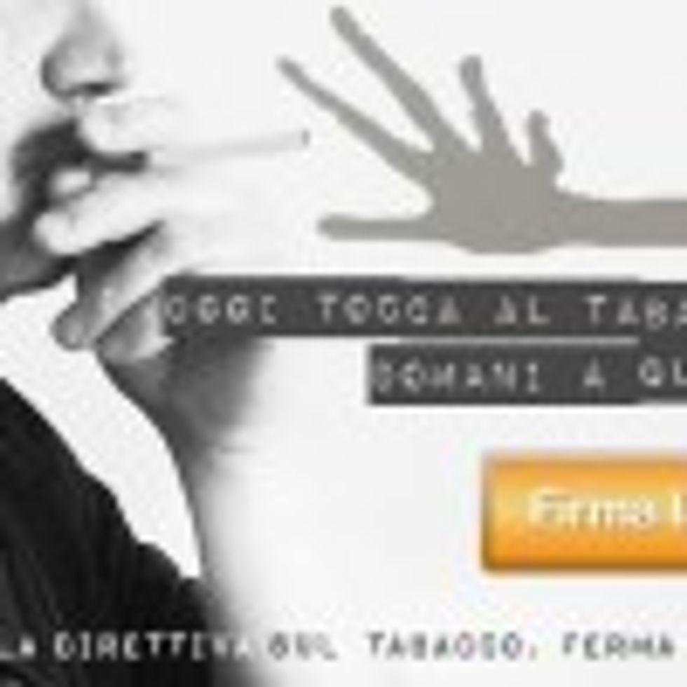 Tabacco, A Bruxelles prevale voto talebano antifumo. Firma la petizione!