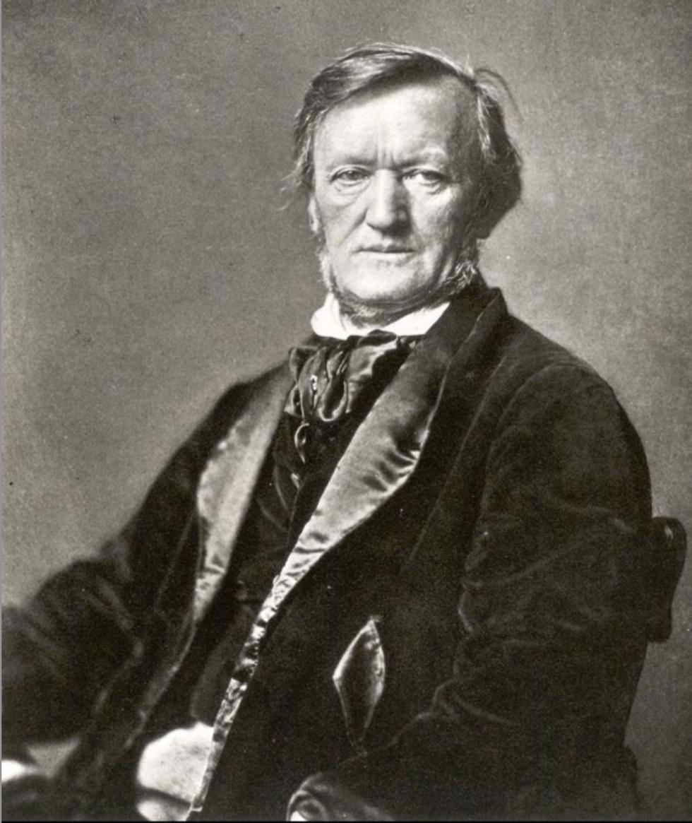 Il narcisismo triste del seduttore Wagner, Leporello di sé stesso