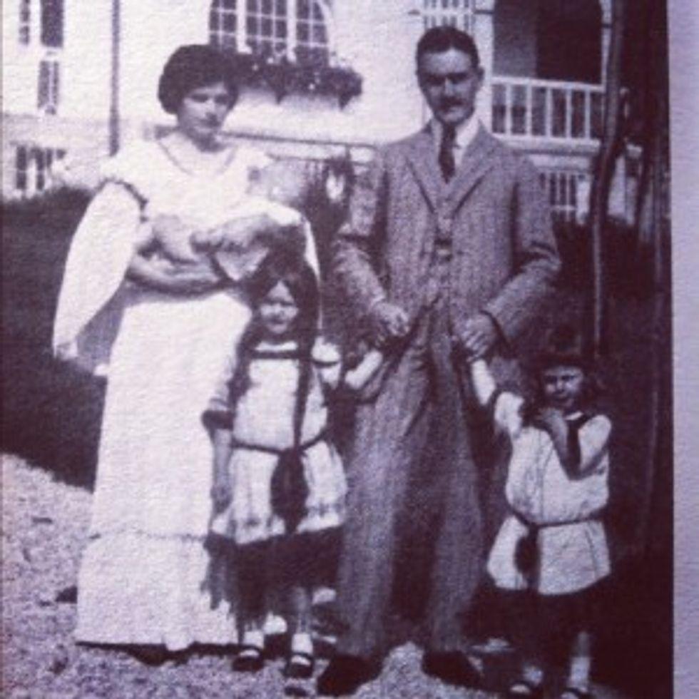 «Caro Mago»: l'estate piena di ombre della famiglia Mann