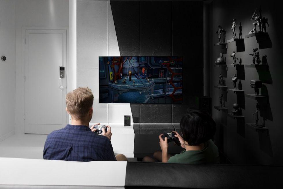 Nvidia Shield TV 2017: metti un Android in salotto
