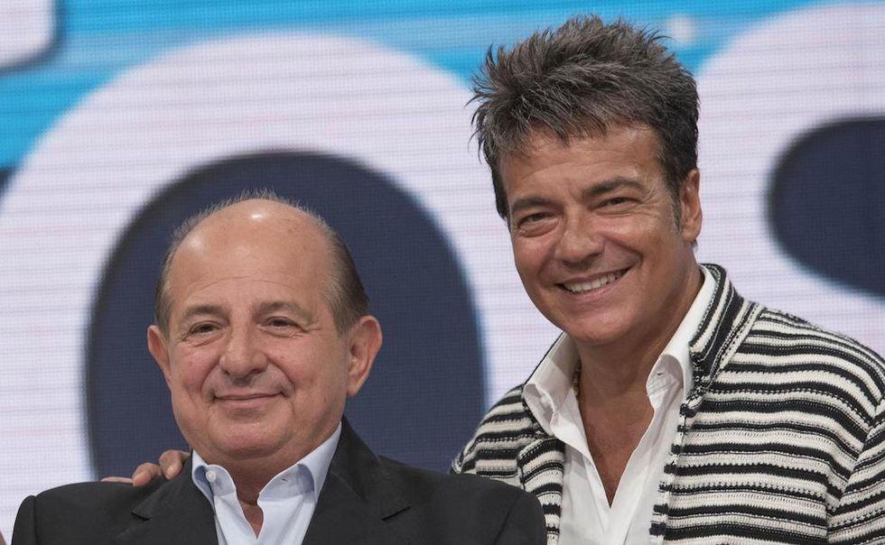 Giancarlo Magalli Marcello Cirillo I Fatti Vostri