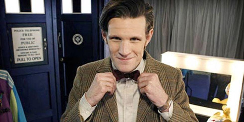Doctor Who: ciao Matt Smith, ci mancherai di brutto
